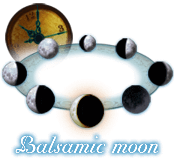 Balsamic moon