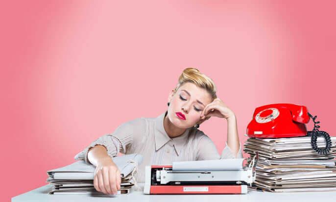 ストレスを溜めない働き方をチェック!